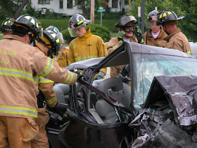 Working with the Jaws of Life