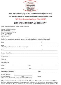 Sponsorship agreement template gidiyedformapolitica sponsorship agreement template platinumwayz