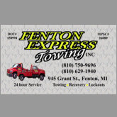 Fenton-Express Towing